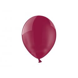 Balony 10'', Crystal Burgundy (1 op. / 100 szt.)
