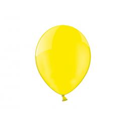 Balony 10'', Crystal Yellow (1 op. / 100 szt.)