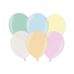 Balony 10'', Perła Mix (1 op. / 100 szt.)