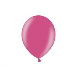 Balony 10'', Metallic Fuchsia (1 op. / 100 szt.)