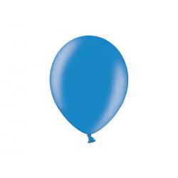 Balony 10'', Metallic Blue (1 op. / 100 szt.)