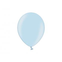 Balony 10'', Metallic Light Blue (1 op. / 100 szt.)