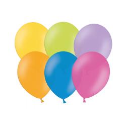 Balony 10'', Pastel Mix (1 op. / 100 szt.)