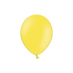 Balony 10'', Pastel Yellow (1 op. / 100 szt.)