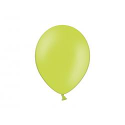 Balony 10'', Pastel Apple Green (1 op. / 100 szt.)