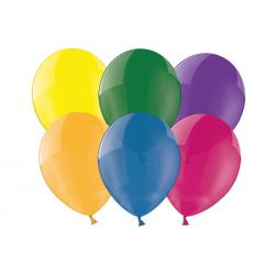 Balony 12'', Crystal Mix (1 op. / 100 szt.)