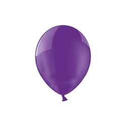 Balony 12'', Crystal Quartz Purple (1 op. / 100 szt.)