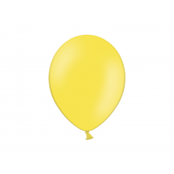 Balony 12'', Pastel Yellow (1 op. / 100 szt.)