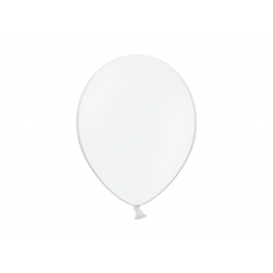 Balony 14'', Pastel White (1 op. / 100 szt.)