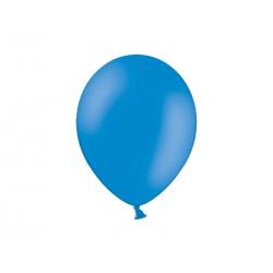 Balony 14'', Pastel Mid Blue (1 op. / 100 szt.)