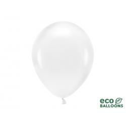 Balony Eco 30cm, transparentny (1 op. / 100 szt.)