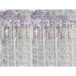 Kurtyna Party, holograficzny, 90 x 250cm