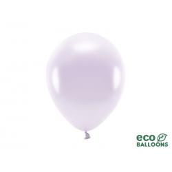 Balony Eco 26cm metalizowane, liliowy (1 op. / 10 szt.)