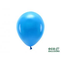 Balony Eco 26cm pastelowe, niebieski (1 op. / 10 szt.)