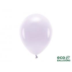 Balony Eco 26cm pastelowe, jasny liliowy (1 op. / 100 szt.)
