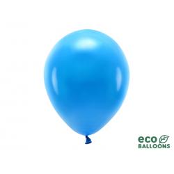 Balony Eco 30cm pastelowe, niebieski (1 op. / 100 szt.)