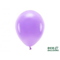 Balony Eco 30cm pastelowe, lawenda (1 op. / 10 szt.)
