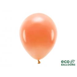 Balony Eco 30cm pastelowe, pomarańczowy (1 op. / 100 szt.)