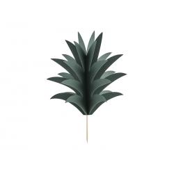 Dekoracje do muffinek Aloha - Ananasy (1 op. / 6 szt.)