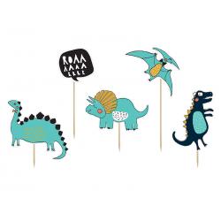 Toppery Dinozaury, 10,5-20cm (1 op. / 5 szt.)