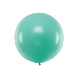 Balon okrągły 1m, Pastel Forest Green