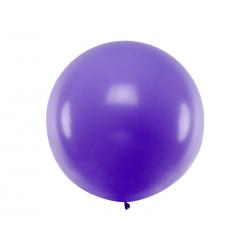 Balon okrągły 1m, Pastel Lavender