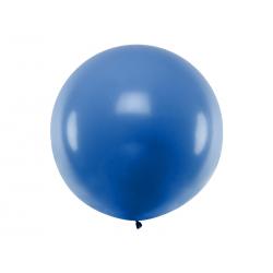 Balon okrągły 1m, Pastel Blue