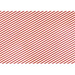 Papier do pakowania - Paski, 70x200cm