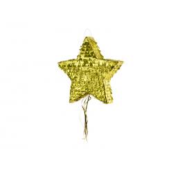 Piniata - Gwiazda, 44.5x42.5x9cm