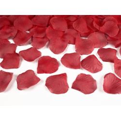 Płatki róż w woreczku, czerwony (1 op. / 100 szt.)