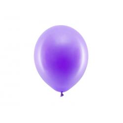 Balony Rainbow 23cm pastelowe, fiolet (1 op. / 100 szt.)