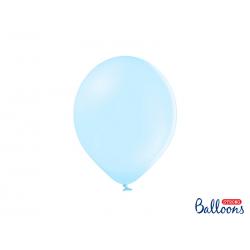 Balony Strong 27cm, Pastel Light Blue (1 op. / 100 szt.)