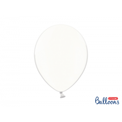 Balony Strong 30cm, Crystal Clear (1 op. / 100 szt.)