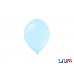 Balony Strong 12cm, Pastel Light Blue (1 op. / 100 szt.)