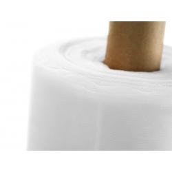 Tiul drobny, biały, 1,6 x 100m (1 szt. / 100 mb.)