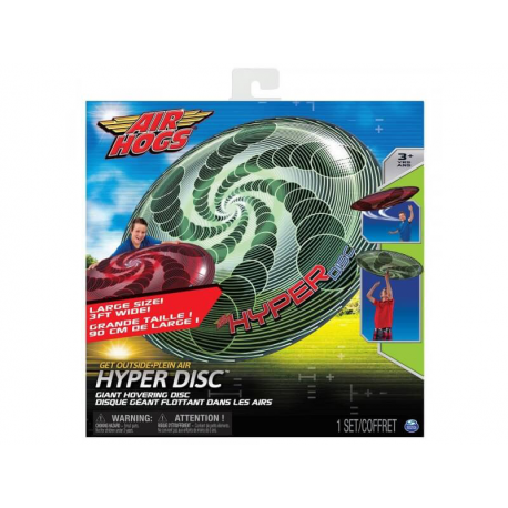 SPIN MASTER AIR HOGS HYPER DISC