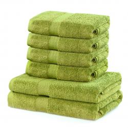 TOWEL MARINA CELADON SET2*70x140+4*50x100