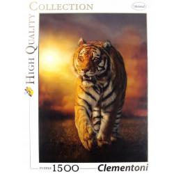 CLEMENTONI PUZZLE 1500EL TYGRYS 31806