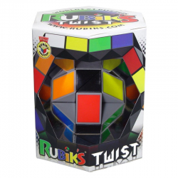 0055 RUBIKS KOSTKA RUBIKA TWIST COLOR