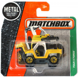 MATCHBOX AUTKO RESORAK DVP09 ROAD MAULER