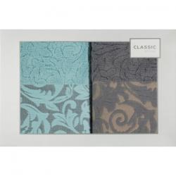 Komplet ręczników Miriam 2x50x90 cm na prezent