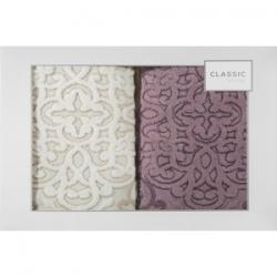 Komplet ręczników Ariana 2x50x90 cm na prezent