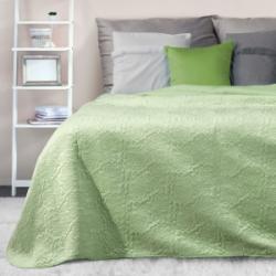 Narzuta Melanie 220x240 cm jasno zielona