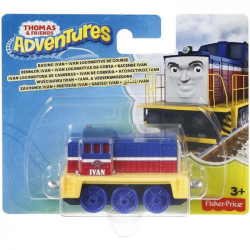 DXT29 FISHER PRICE THOMAS MAŁA LOKOMOTYWA FRANKIE